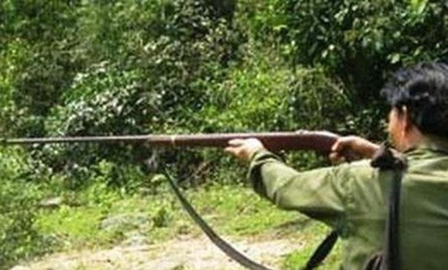 Người đàn ông đi săn, chết bất thường trong rừng rậm