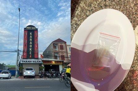 Hải Phòng: Hàng chục dân chơi sử dụng ma túy trong quán karaoke giữa đại dịch
