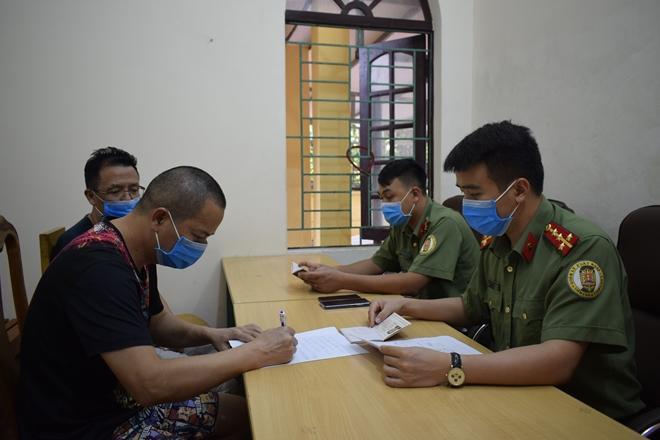 Quảng Ninh: Liên tiếp phát hiện, tạm giữ các đối tượng người Trung Quốc nhập cảnh trái phép