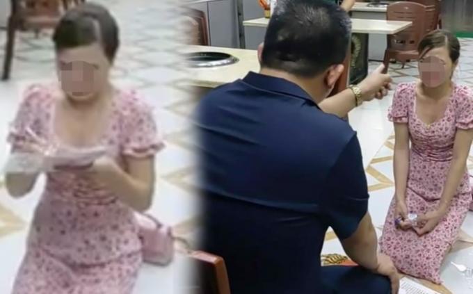 Chủ quán Nhắng Nướng ở Bắc Ninh bắt cô gái quỳ, chửi bới, đe doạ có thể bị xử lý hình sự?