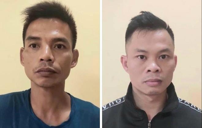 Hà Nội: Bắt giữ hai đối tượng chuyên cướp giật túi xách của phụ nữ