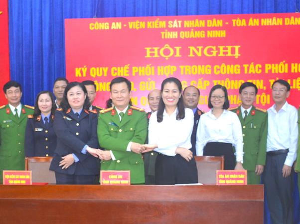 Quảng Ninh: Tăng cường nâng cao hiệu quả phối hợp giữa ba ngành Công an, Viện kiểm sát, Tòa án