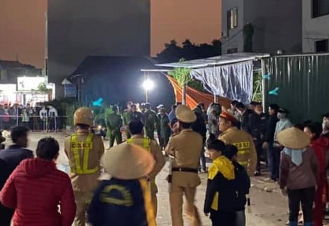 Hưng Yên: Nghi án chồng giết vợ sau đó đến đồn công an tự thú