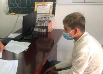 Thông chốt kiểm dịch ở Quảng Ninh, sang Hải Dương bị tóm gọn