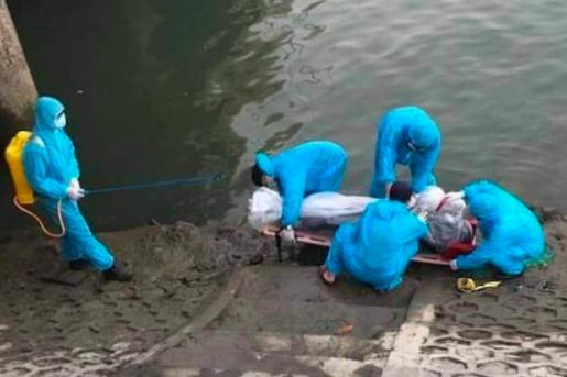 Quảng Ninh: Trục vớt thi thể người đàn ông trôi dạt tại bến tàu du lịch