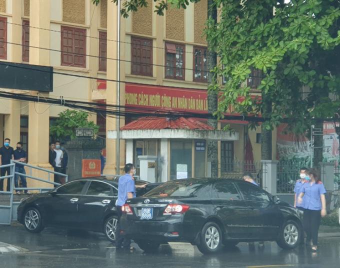 Thêm một Phó trưởng Công an quận Đồ Sơn bị bắt liên quan đến vụ án làm sai lệch hồ sơ