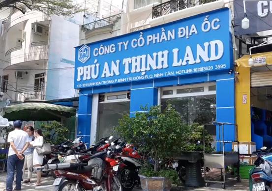 Tổng Giám đốc Phú An Thịnh Land bị bắt vì bán dự án 'ma'