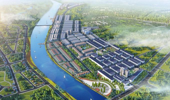 Pháp Luật Plus - Quảng Nam thông báo kết luận liên quan Thiết kế cảnh quan  ven sông Cổ Cò