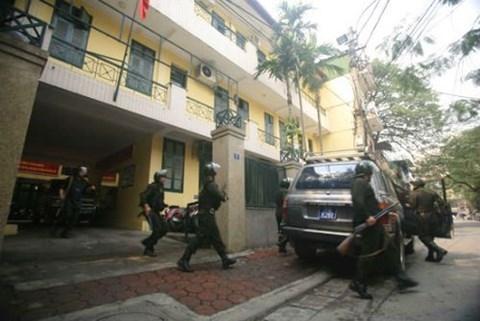 """Ký ức """"đánh án"""" của người lính đặc nhiệm tại số 7 Thiền Quang"""
