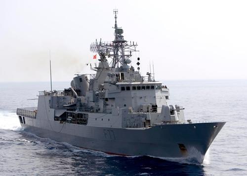 Tàu HMZNS Te Kaha (F77) là chiến hạm nổi tiếng của Hải quân New Zealand.