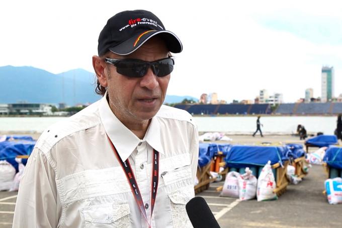 Ông Joe Ghazzal, Tổng giám đốc Công ty Global 2000.