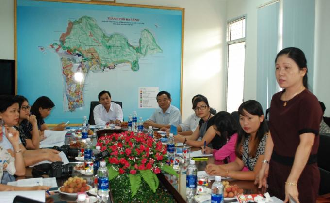 Ban tổ chức công bố các hoạt động trong Tuần lễ sách Sơn Trà 2017.