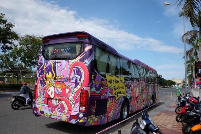 Xe bus 2 tầng Coco City Tour chính thức ra mắt ngày 15/7.
