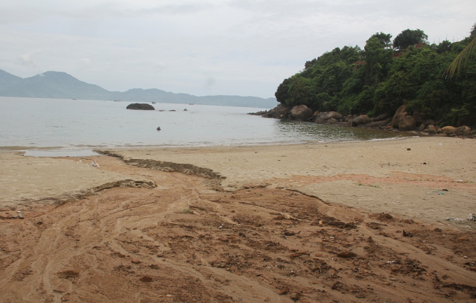 Hiện tượng đáng lo ngại này xảy ra khi Đà Nẵng chưa bước vàomùa mưa bão.