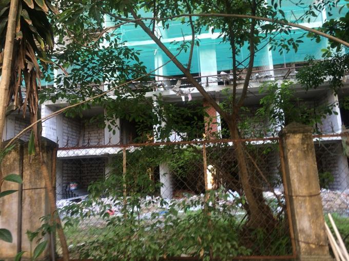 Dự án chung cư này bị TP Đà Nẵng nhắc nhở chủ đầu tư chỉ được bán nhà ở xã hội cho các đối tượng được hưởng chính sách hỗ trợ về nhà ở theo quy định.