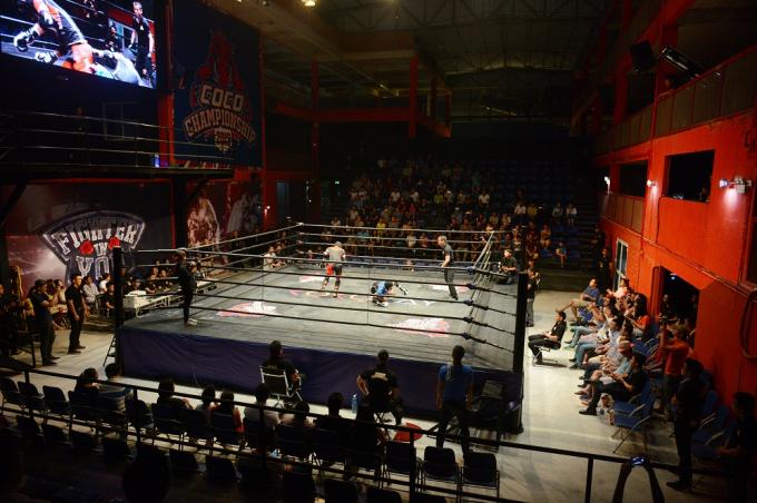 Các võ sĩ cống hiến những trận đấu mãn nhãn, kịch tích cho khán giả theo dõi từ đầu đến cuối.