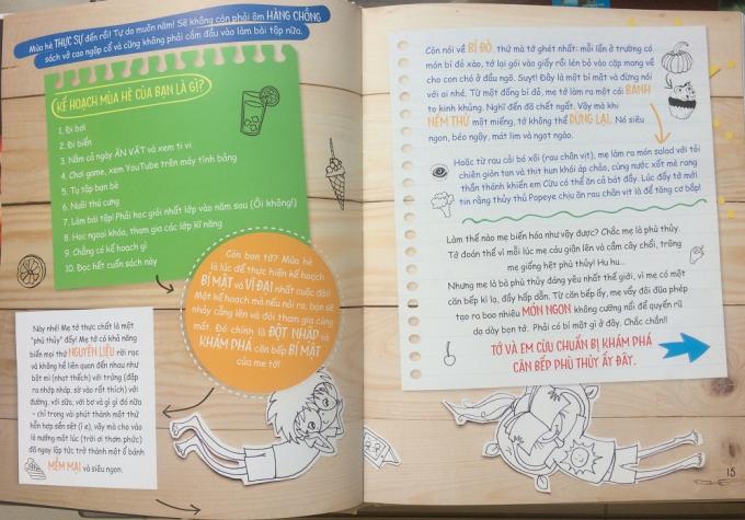 Thiết kế và nội dung sách gây ấn tượng bởi sự chau chuốt và kỹ lưỡng.