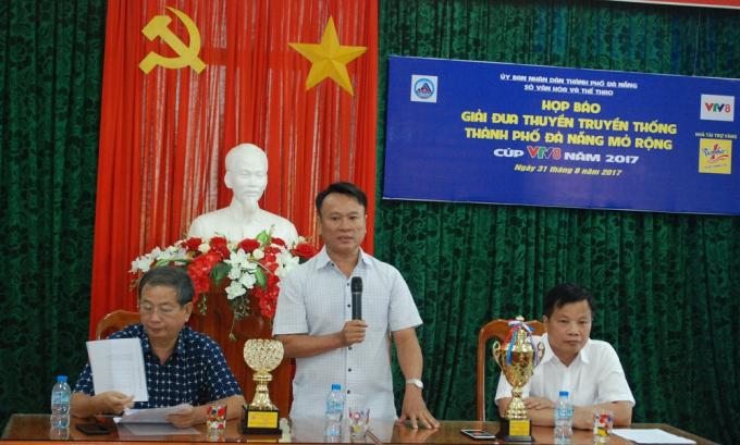 Ban tổ chức nỗ lực nâng cao chất lượng, hình ảnh về giải đua thuyền truyền thống tại Đà Nẵng vào mỗi dịp Quốc khánh 2/9.