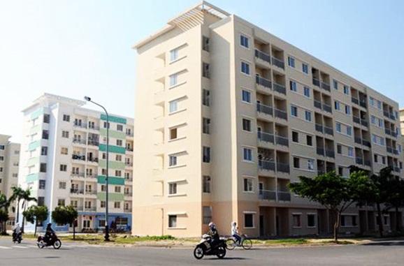 Quỹ Đầu tư phát triển TP Đà Nẵng bán 27 căn nhà ở xã hội ở Khu chung cư thu nhập thấp cuối tuyến Bạch Đằng Đông.