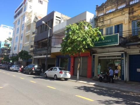 Căn nhà ba tầng số 45 Nguyễn Thái Học có diện tích đất 138,5m2, diện tích sử dụng 342,4m2. Nguồn gốc là nhà đất công sản thuộc sở hữu nhà nước, bố trí cho Công ty cổ phần Phát triển công nghệ và tư vấn đầu tư Đà Nẵng thuê sử dụng. Năm 2008, IVC được UBND TP cấp giấy chứng nhận quyền sử dụng đất.