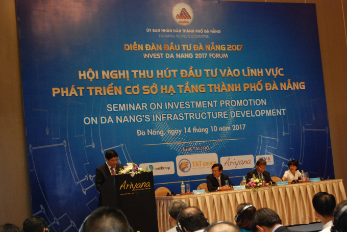 Đà Nẵngmong muốn nhận được sự quan tâm, đề xuất, kiến nghị của các nhà đầu tư, nhà tài trợ để phát triển dự án.