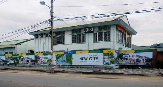 Dự án New Danang City còn nhiều thủ tục cần hoàn thành.