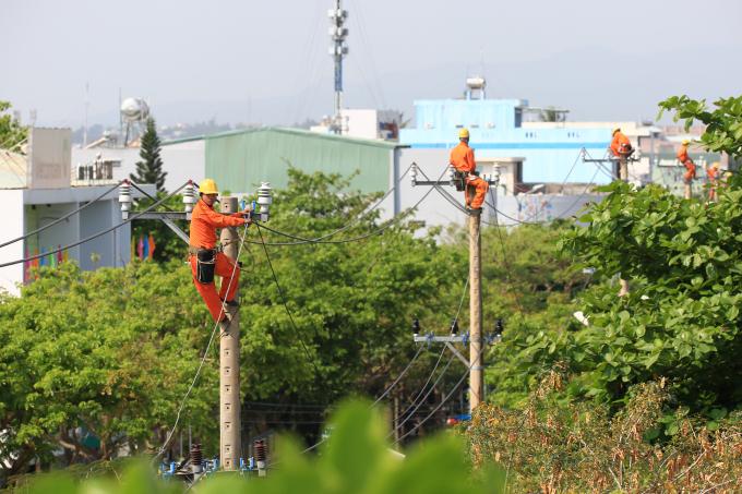 PC Đà Nẵng đảm bảo cấp điện cho các hoạt động DIFF 2018,cấp điện mùa khô 2018.