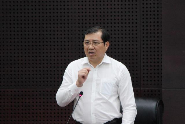 Ông Huỳnh Đức Thơ: