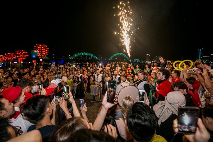 Sở Công thương TP Đà Nẵng công bố đường dây nóng để phản ánh giá cả, dịch vụ trong 2 tháng diễn raLễ hội pháo hoa quốc tế Đà Nẵng 2018.