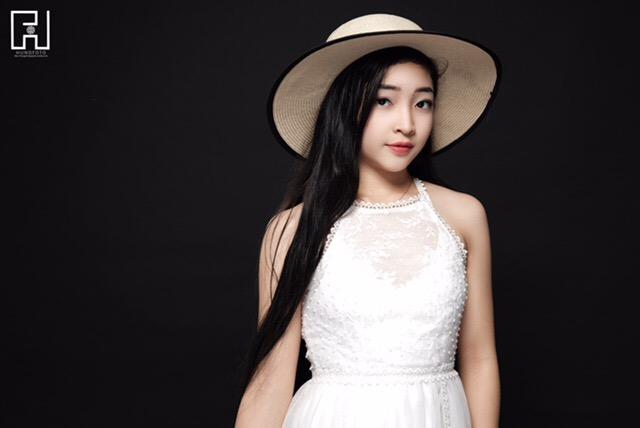 Quán quân The Voice Kids 2015Hồng Minh - đại sứ hình ảnh Kids Fashion 2018.
