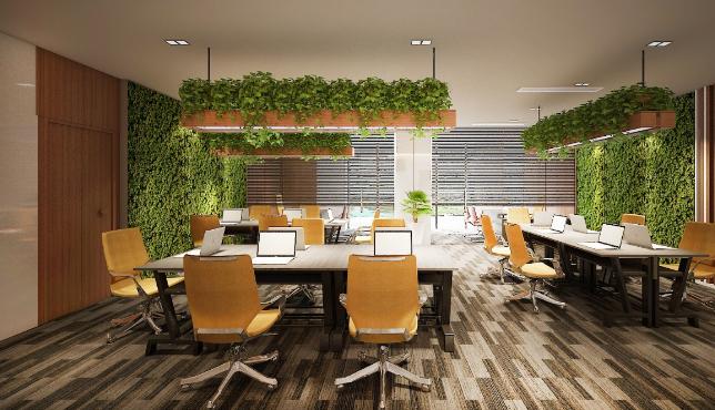 Nằm ngay giữa trung tâm thành phố, PGT Tơer vẫn đem đến những không gian làm việc vô cùng lý tưởng với tầm nhìn đẹp, không gian thoải mái, phủ đầy những mảng xanh thiên nhiên…