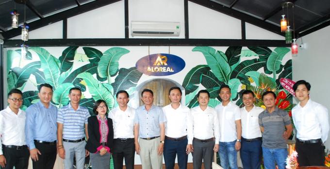 Công ty BĐS Aloreal mang đến sản phẩm BĐS chất lượng, uy tín.