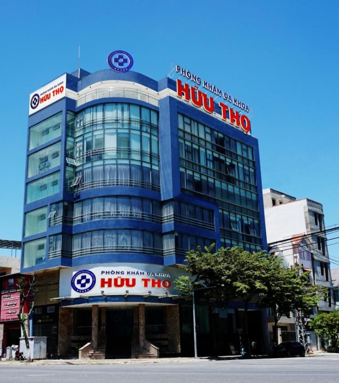 Phòng khám đa khoa Hữu Thọ tại Đà Nẵng liên tiếp mắc sai phạm.