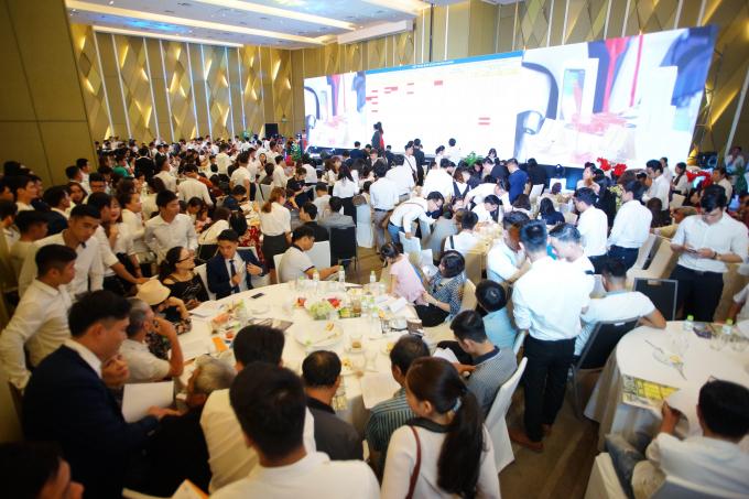 Hai dự án BĐS tiềm năng tại Đồng Hới – Quảng Bình được giới thiệu với khách hàng tại TP Đà Nẵng.