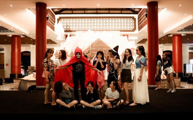 Đa dạng hoạt động tổ chức lễ hội Halloween tại Đà Nẵng