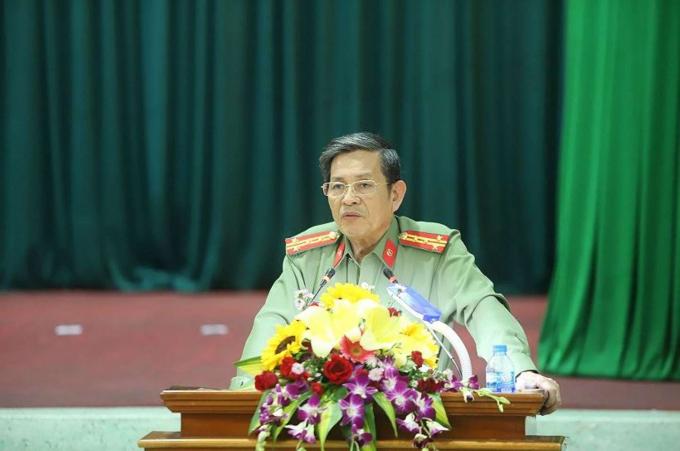 Kỷ luật nguyên Giám đốc Công an TP Đà Nẵng Lê Văn Tam. Ảnh: TP.
