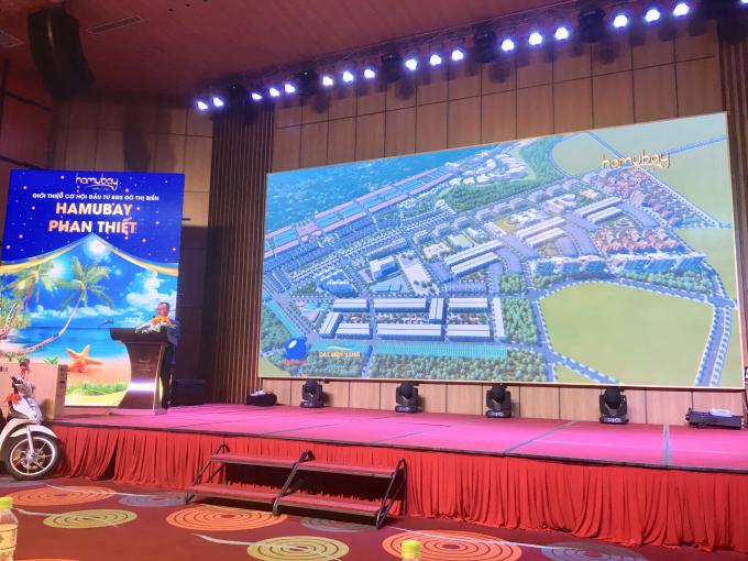 Hamubay là đô thị biển có mặt tiền biển dài nhất TP Phan Thiết