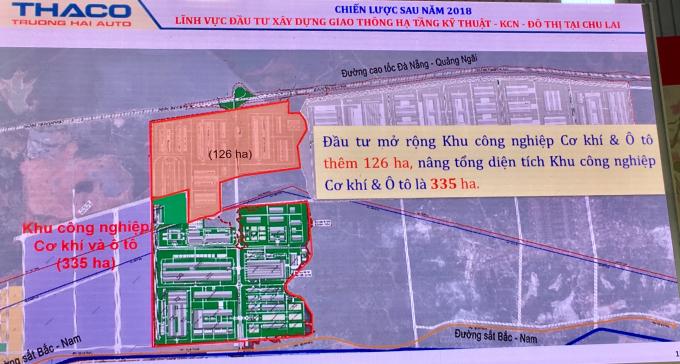 Triển khai đầu tư dự án khu đô thị nhà ở cho chuyên gia và công nhân tạiChu Lai và đẩy nhanh tiến độ thi công xây dựng giai đoạn 2 của dự án phức hợp ở Myanmar sớm hơn tiến độ đề ra.