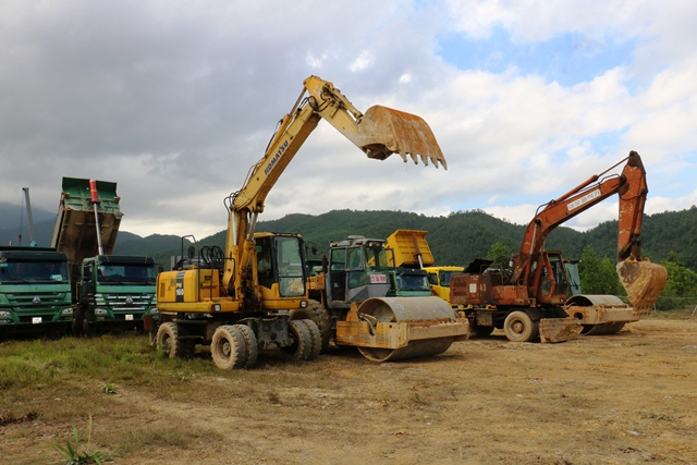 Đà Nẵng chuẩn bị quỹ đất sạch tại Khu Công nghệ cao và Khu CNTTđể đáp ứng chu cầu đầu tư của cộng đồng doanh nghiệp.