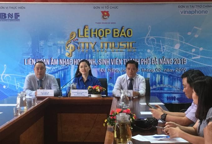 Liên hoan âm nhạc tổ chức đúng đợt kỷ niệm 88 năm thanh lập Đoàn TNCS Hồ Chí Minh.