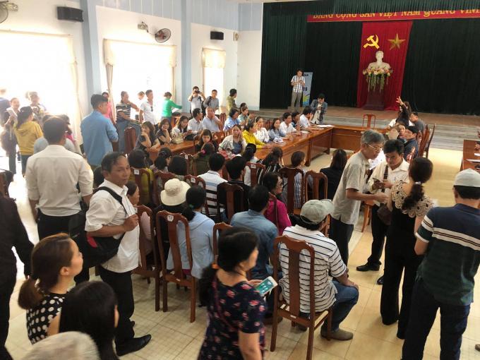 UBND tỉnh Quảng Nam trả lời người dân quanh tranh chấp giữa hai công ty.