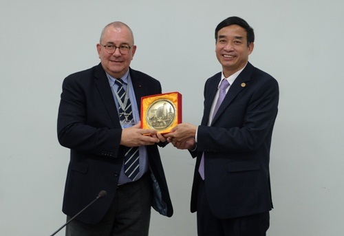 Bỉ sẽ hợp tác với TP Đà Nẵng để xây dựng TP thực phẩm thông minh. Ảnh: danang.gov.vn.