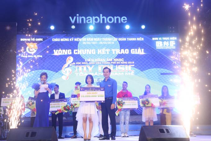 """Liên hoan âm nhạc """"My Music – Tỏa sáng đam mê"""" 2019 tại Đà Nẵng gây dấu ấn cho khán giả về chất lượng biểu diễn."""