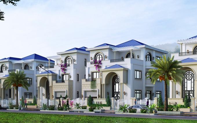 Ra mắt khu đô thị phong cách Địa Trung Hải tại Tây Bắc Đà Nẵng.