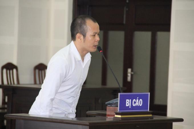 Đối tượng Quang bị tuyên án chung thân.