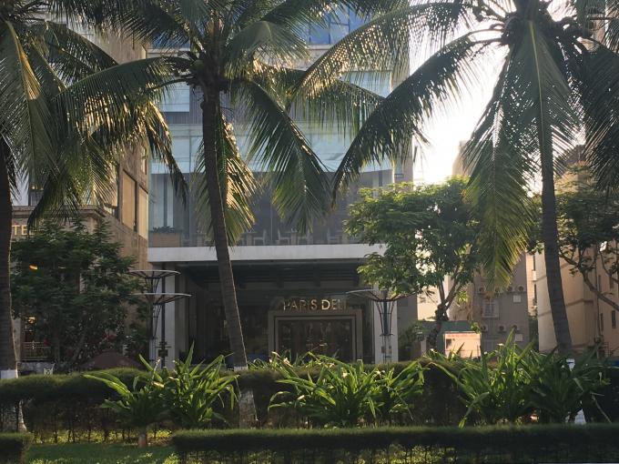 Khách sạn Paris Deli bị xử phạt hành chính gần 300 triệu đồng.
