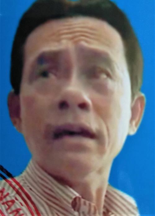 Đối tượng Đinh Minh Hùng bị cơ quan công an Đà Nẵng truy nã