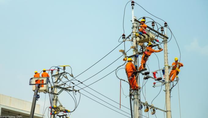 EVNCPC chuẩn bị công tác đảm bảo lưới điện từ 1 tháng trước.