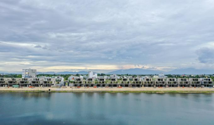 Khu vực Ngũ Hành Sơn thu hút nhiều dự án tiềm năng nằm dọc sông Cổ Cò, như: Dana Pearl, One River Villas, FPR City...