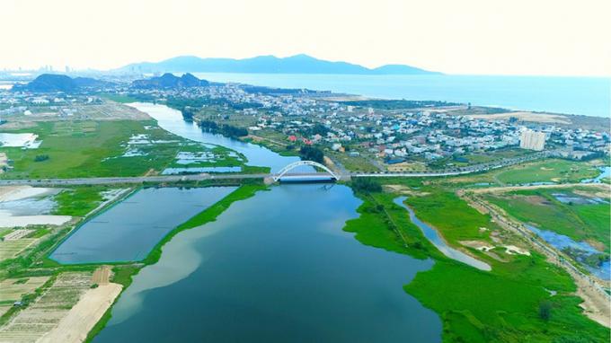 Quảng Nam và Đà Nẵng sẽ phải đầu tư hơn 1.500 tỷ đồng khai thông sông Cổ Cò.